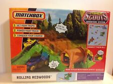 Matchbox Power Scouts Adventure System - 2008 Rolling Redwoods Playset Ages 3+