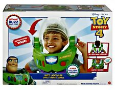 Kids Buzz Lightyear Space Ranger Armor with Jet Pack