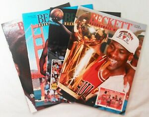 Beckett Basketball Monthly 1993 Back Issues