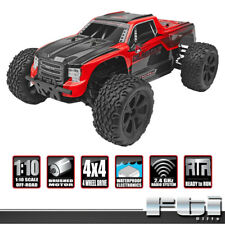 Redcat Racing Blackout XTE 1/10 RED Brushed Electric RTR 4x4 RC Monster Truck