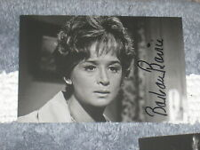 Actress BARBARA BARRIE Signed 4x6 Photo AUTOGRAPH