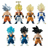 Dragon Ball Adverge SP Legend of Goku & Vegeta Mini Figure Collection