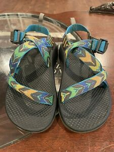 Youth Sandals Chaco Z1 Size 4 EUC Boy Or Girl Unisex