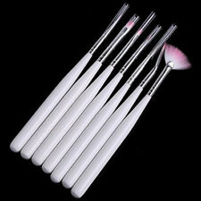 Pro Nail Art Pen Brush UV Gel Acrylic Painting Drawing Liner Polish Brushes Tips