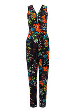 Wallis V Neck Sleeveless Jumpsuits & Playsuits for Women