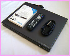 PHILIPS DVDR 3575h DivX Ultra DVD/HDD RECORDER * 160 GB = 300 ore * HDMI/USB/Guide +