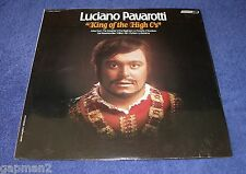 Luciano Pavarotti 1973 London LP King Of The High C's SEALED!