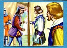 I GRANDI DELLA STORIA - Figurina/Sticker n. 227 - CESARE RIPARA IN SPAGNA -Rec