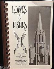 1976 FREEMASON STREET BAPTIST CHURCH COOKBOOK, NORFOLK, VA