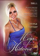 Teresa Werner - Moja historia (DVD) 2013  POLISH POLSKI