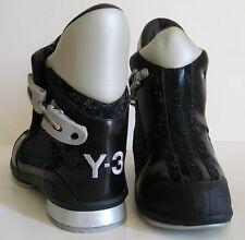 RARE~Adidas Y-3 YOHJI YAMAMOTO SKI JUMP superstar Boots winter Shoes~Mens sz 8.5