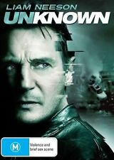 UNKNOWN - Liam Neeson DVD