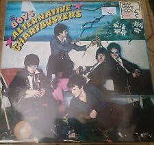 THE BOYS - ALTERNATIVE CHARTBUSTERS - RARO LP 33 GIRI ITALY
