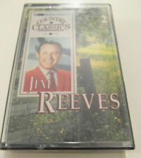 Jim Reeves Album Good (G) Inlay Condition Music Cassettes