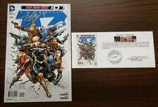 Team 7 #0 signed by Ken Lashley with Notarized Witness of Signature