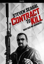 PRE ORDER: CONTRACT TO KILL - DVD - Region 1