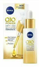 Nivea Q10 Power Anti-Aging Multi Action Pampering Oil For Mature Skin 60+ (30ml)