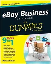 eBay Business All-in-One for Dummies® by Marsha Collier 9 Book in 1 (2013)