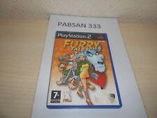 PS2 - FURRY TALES , PAL ESPAÑOL , COMPLETO
