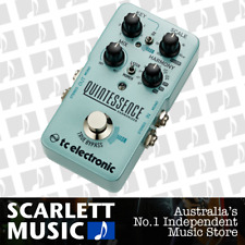 TC Electronic Quintessence Harmoniser Dual Voiced Guitar Effects Pedal  *NEW*