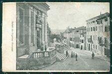 Verona Caprino Veronese cartolina QK7488