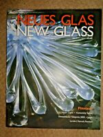 2003 NEW GLASS Magazine Corning Museum Review 24 Hannah Peschar Sculpture Garden