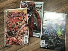 LOT OF 3 DC COMICS BATWOMAN RED LANTERN JUSTICE LEAGUE BRAND NEW COMIC BOOKS HER