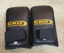Cko Kick Boxing Bag Gloves size Large