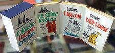 Orazio, Le satire / Luciano, I dialoghi / Ovidio, L'arte d'amare (trad. di Mo...