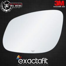 Driver Side Mirror Glass Fits 03-06 Porsche Cayenne With Auto Dim Only Adhesive