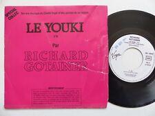 RICHARD GOTAINER Le youki sa 1003 promo MONO FACE  Discotheque RTL