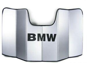 Genuine BMW Windshield Sunshade 3-Series F30/F31/F80/M3 Sedan/Wagon 82110040533