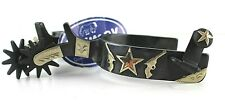 Formay Western BS Star Double Shooter 8pt Mens Performershow Spurs NWT Free ship