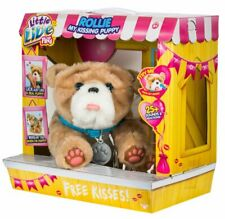 BRAND NEW Little Live Pets Rollie My Kissing Puppy Interactive Toy FREE DELIVERY
