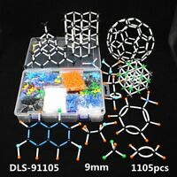 1105Pcs Molecular Model Set Organic Chemistry Molecules Structure Teaching 9mm