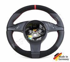 Porsche  911 958 970 987 997 GT3 Carrera Leder Panamera Lenkrad Neu Beziehen 673
