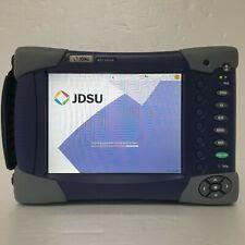 JDSU MTS-6000A Mainframe  w/ Ethernet MSAM Module V2 10M-1G Ethernet & test App