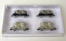 Minitrix 15087 vierteiliges Silowagen-Set, DB Epoche IV, N-Spur 1:160 limitiert