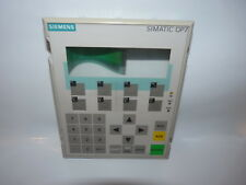 Siemens SIMATIC OP7 SPARE HOUSING FRONT PANEL WITH KEYBOARD 6AV3 607-1JC20-0AX1