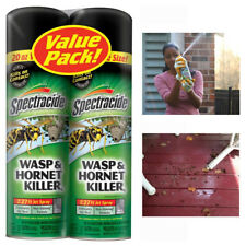 WASP AND HORNET NEST KILLER SPRAY - Spectracide Aerosol Long Range 27 FT 2 Pack