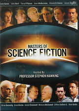 MASTERS OF SCIENCE FICTION NEW but UNSEALED 2-DVD SET Region 1