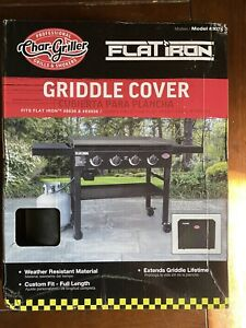 Griddle Cover Char Griller Model #8075