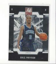 2009-10 Donruss Elite #179 Eric Maynor RC AUTOGRAPH Jazz /199