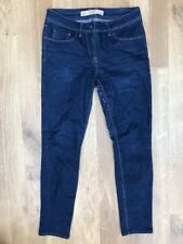 Next Blue Navy Skinny Jeans Size 10 P EVERYDAY cotton stretch petite