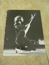 Ritchie Blackmore Deep Purple Guitarist 12x9 Coffee Table Book Photo Page #2