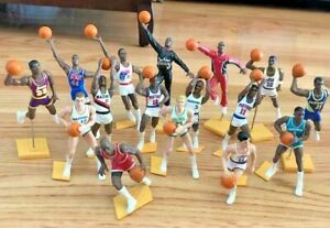 Loaded 1992 NBA Basketball Starting Lineup SLU OPEN 2 JORDAN RODMAN BIRD MAGIC