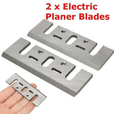 2 Pcs Electric Planer Blades Replacement For Makita 1900B Power Tool Accessories