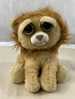 "Feisty Pets Plush MARKY MISCHIEF the LION 9"" Stuffed Attitude Animal"