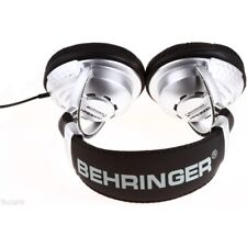 BEHRINGER HPS 3000 cuffie headphones per DJ iPod pc iPhone laptop Mp3 NUOVE