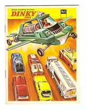 KDT Catalogue/Catalogue Dinky Toys Nr 5,1971, environ DIN a6, neuf/Like new!